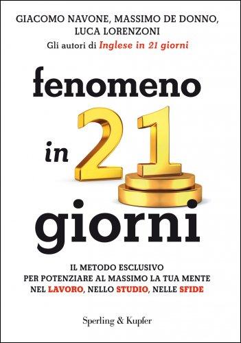 Fenomeno in 21 Giorni (eBook)