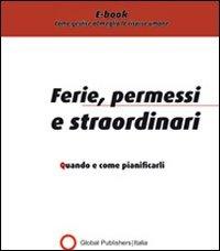 Ferie, Permessi e Straordinari (eBook)