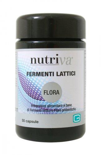 Fermenti Lattici Flora - 50 Capsule