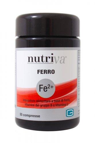 Ferro - 50 Compresse