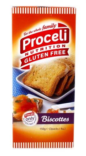 Fette Biscottate - Biscottes - 150 g