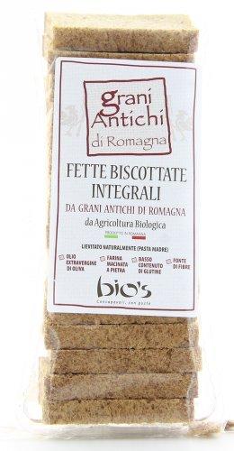 Fette Biscottate Integrali da Grani Antichi di Romagna