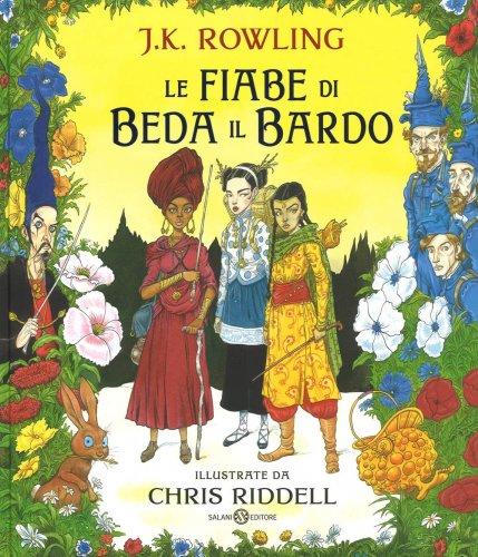 Le Fiabe di Beda il Bardo - Illustrate da Chris Riddell
