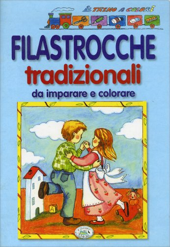 Filastrocche Tradizionali da Imparare e Colorare