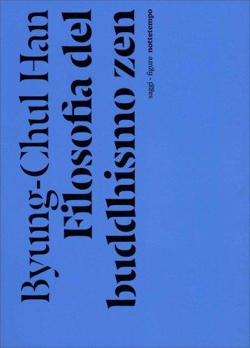 Filosofia del Buddhismo Zen
