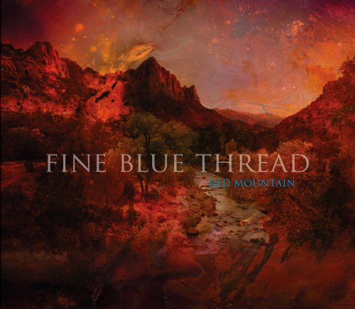 Fine Blue Thread