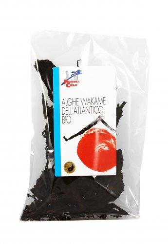 Alghe Wakame dell'Atlantico