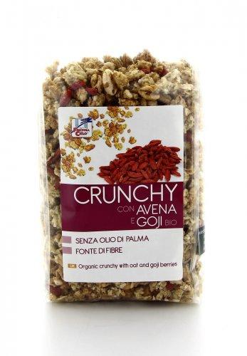 Crunchy con Avena e Goji