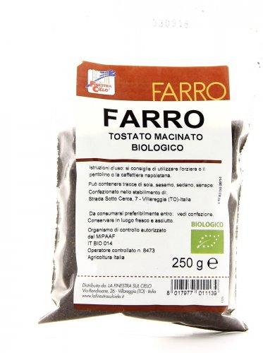 Farro Tostato Macinato