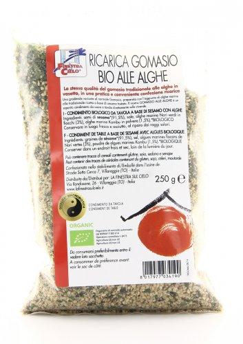Ricarica Gomasio alle Alghe