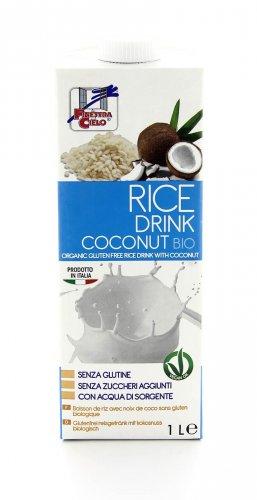 Rice Drink Coconut Bio