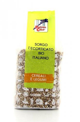 Cereali e Legumi - Sorgo Decorticato Bio