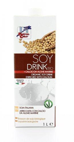 Soy Drink - Bevanda di Soya con Calcio