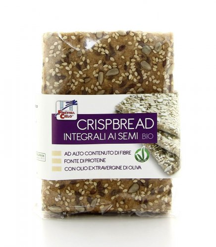 Crispbread Integrali - Semi Bio
