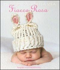 I Miei Primi Passi nella Vita - Fiocco Rosa