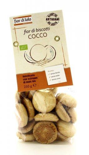 Fior di Biscotti Cocco - 250 gr.