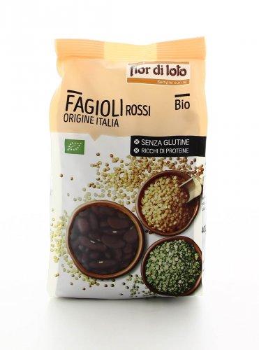 Fagioli Rossi Bio Senza Glutine