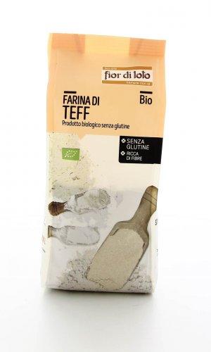 Farina di Teef Bio Senza Glutine