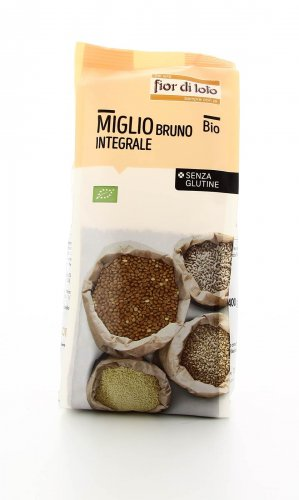 Miglio Bruno Integrale Bio Senza Glutine