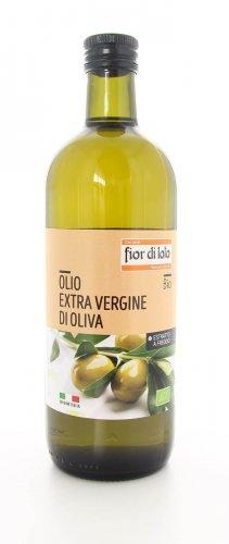 Olio Extra Vergine di Oliva Biologico -  Estratto a Freddo
