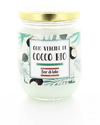 Olio Vergine di Cocco Bio