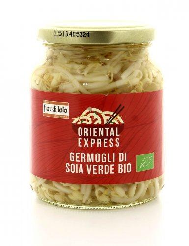 Oriental Express - Germogli di Soia Verde Bio
