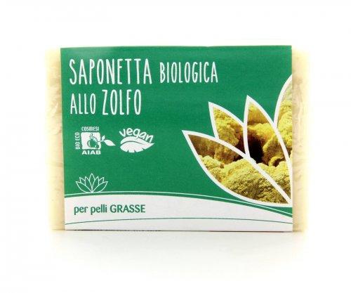 Saponetta Bio - Zolfo