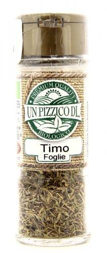 Un Pizzico di Timo in Foglie