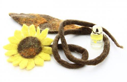 Fiore di Lana Giallo e Nettare