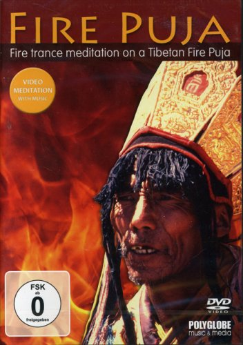 Fire Puja - DVD