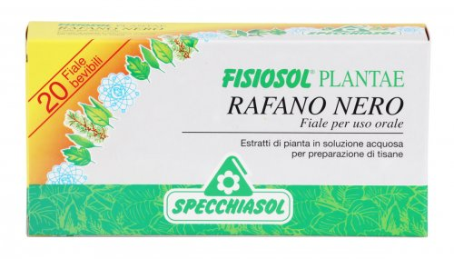 Fisiosol Plantae - Rafano Nero
