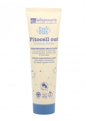 Crema Forte Inestetismi Cellulite - Fitocell Out