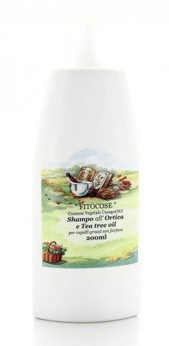 Shampo all'Ortica e Tea Tree Oil
