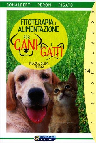 Fitoterapia e Alimentazione per Cani e Gatti