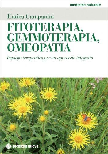 Fitoterapia, Gemmoterapia, Omeopatia (eBook)