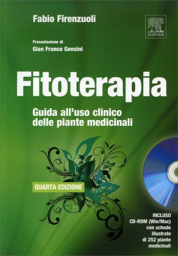 Fitoterapia - Con CD-Rom Allegato