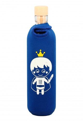 Bottiglia Vetro Programmato Neo Design Kids