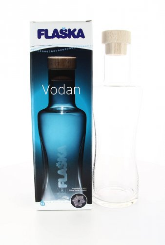Bottiglia Vetro Programmato Jug Vodan