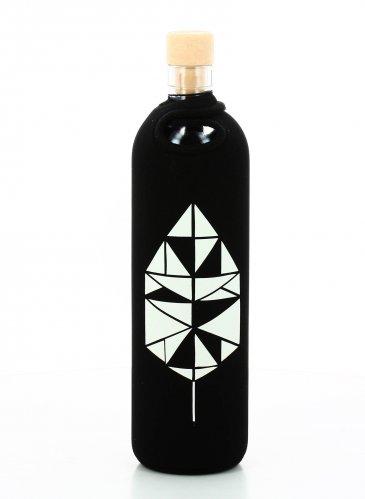 Bottiglia Vetro Programmato Neo Design - Tangram