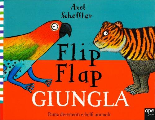 Flip Flap - Giungla