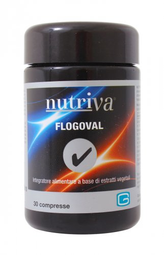 Flogoval - 30 Compresse