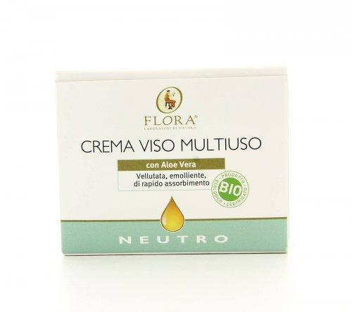 Neutroflora - Crema Viso Multiuso con Aloe Vera