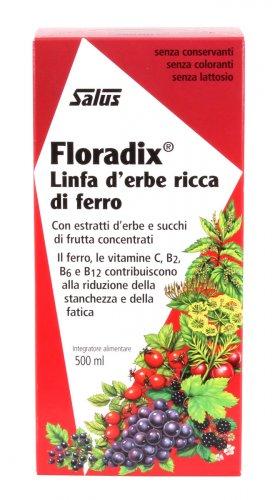 Integratore Naturale Floradix