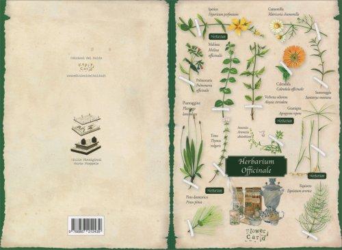 Flowercard - Herbarium Officinale
