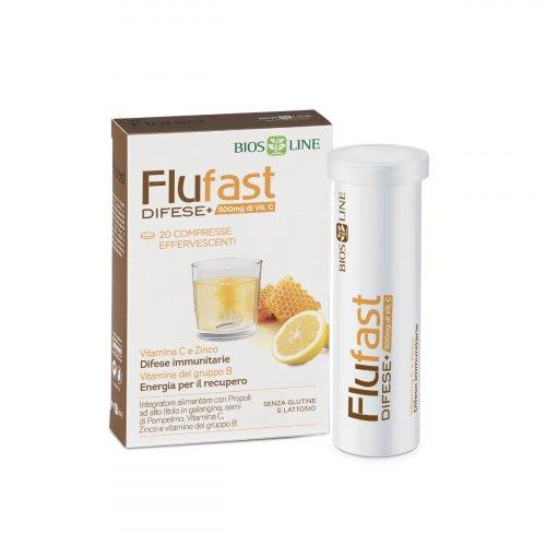 Flufast Difese+ con Vitamina C e Zinco