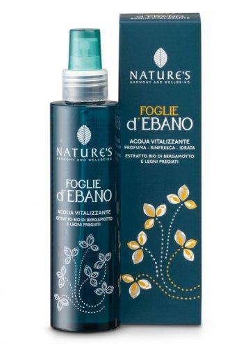 Foglie d'Ebano - Acqua Vitalizzante