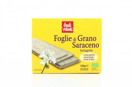 Foglie di Grano Saraceno - Senza Glutine