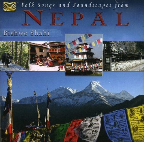 Folk Songs and Soundscapes from Nepal