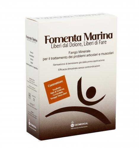 Fomenta Marina - Contratture