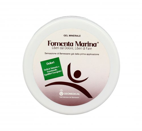 Gel Minerale Fomenta Marina - Dolori
